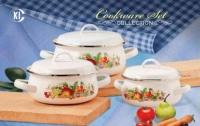 6 pcs Cookware Set (Topaze Set)
