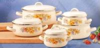 10 pcs Cookware Set (Balmoral Set)