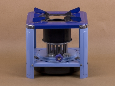Square Kerosene Stove with 16 Wicks||