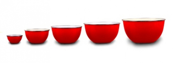 Preparation Bowl Set|Preparation Bowl Set Gradation|Preparation Bowl Set Gradation||